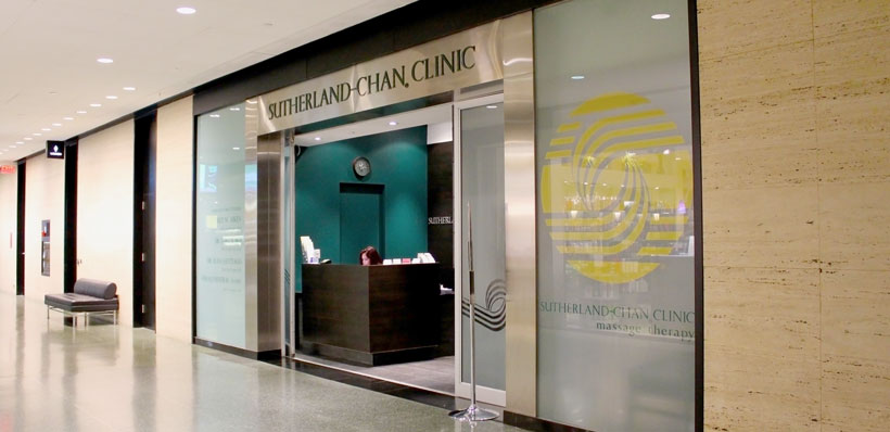 Sutherland-Chan Clinic